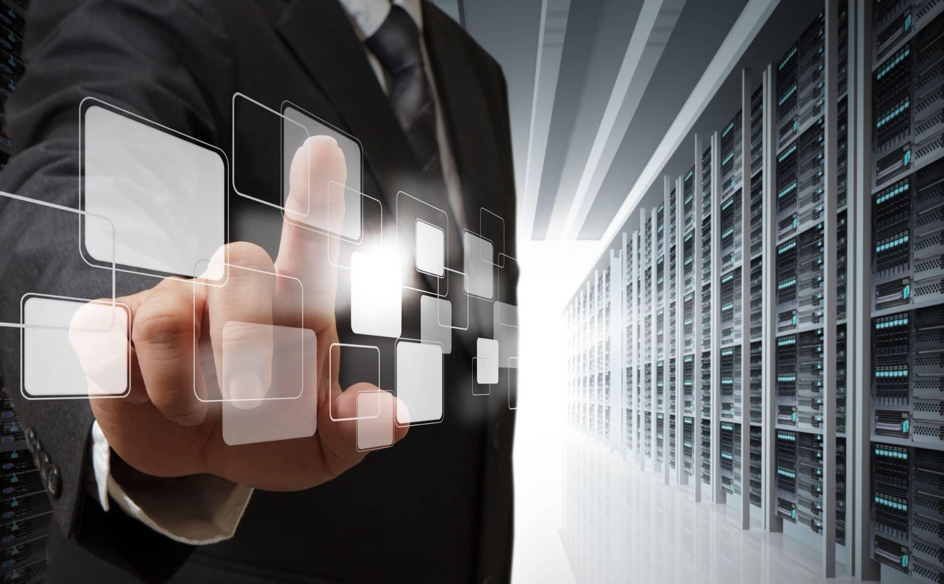 maintenance réseaux et salle serveurs