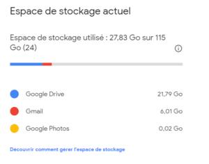gmail supprimer les pièces jointes